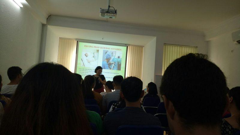 Công ty Dagiaco tham gia chương trình hội thảo Mang thai an toàn - Nuôi con khỏe mạnh