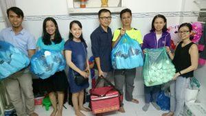 Chương trình từ thiện công ty Dagiaco 04/2019