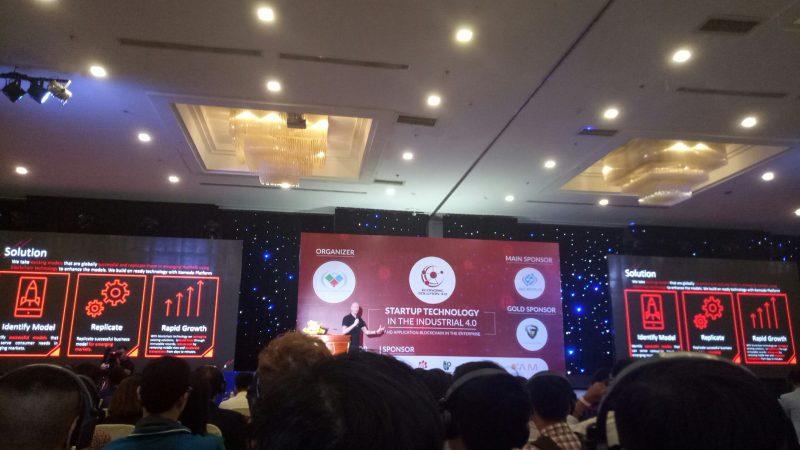 Hội thảo khởi nghiệp công nghệ 4.0