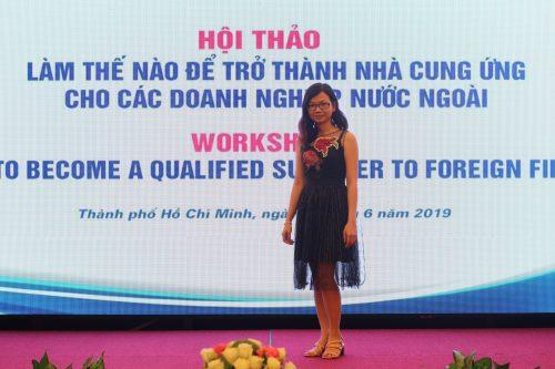 công ty TNHH Dagiaco tham gia chương trình Hội thảo làm thế nào để trở thành nhà cung ứng cho các doanh nghiệp nước ngoài