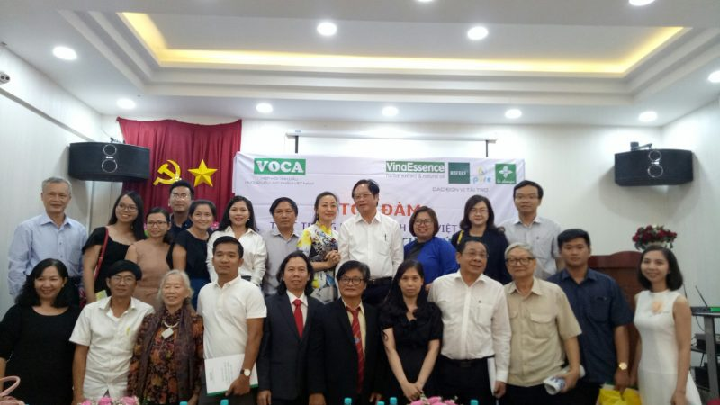 Hiệp hội tinh dầu Việt Nam - Voca